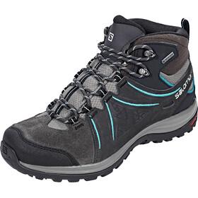 best sneakers 8669f 61bcf Salomon Ellipse 2 Mid LTR GTX Naiset kengät , harmaa